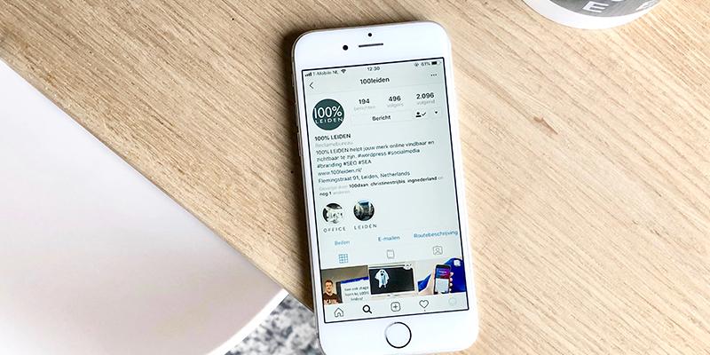 5 Tips Om Jouw Instagram Account Te Optimaliseren