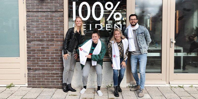 Wat Doet Het 100% LEIDEN Team Met 2/3 Oktober?
